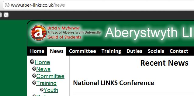 news URL example