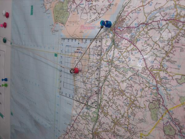 Navigation Board
