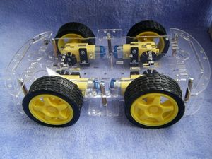 clear chassis photo