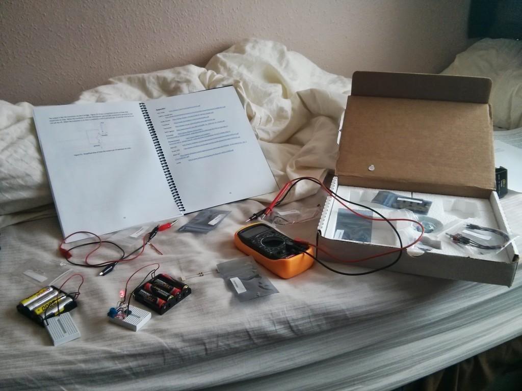 Electronics Education Kit